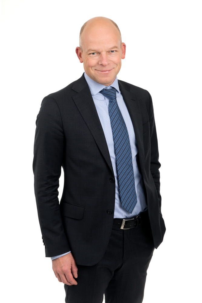 Anders Jernhall, Executive Vice President. CFO