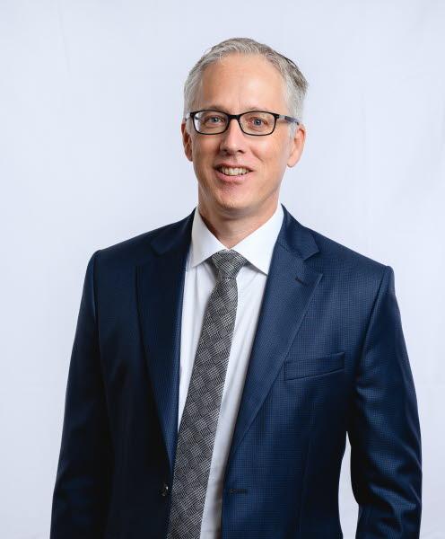 Henrik Andersson, Senior Vice President Legal Affairs