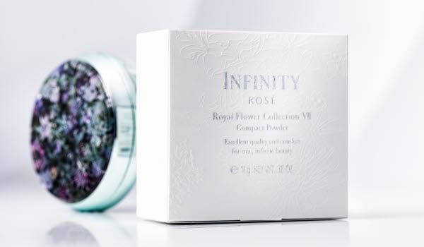 Inifinity KOSE make-up white box