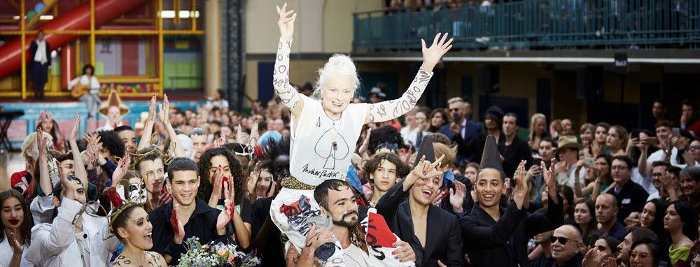 London Fashion Week highlighting sustainability