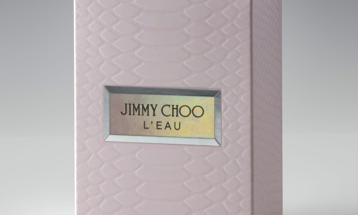 jimmy choo eau de toilette l'eau packaging
