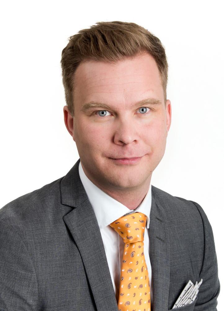 Daniel Hägglund, employee representative, Board of Directors