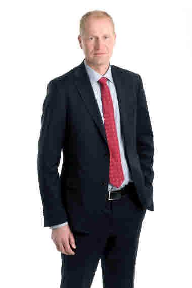 Sören Petersson, Senior Vice President Forest