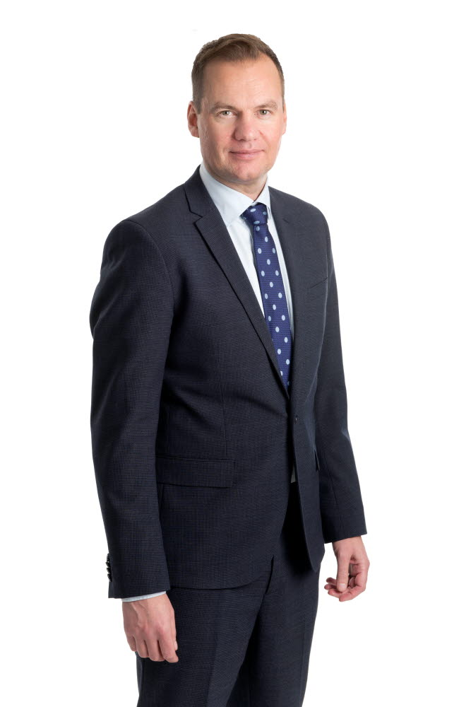 Fredrik Nordqvist, Head of Business area Energy