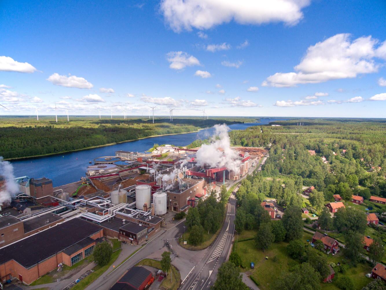 Hallsta Paper Mill