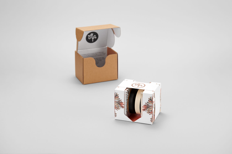 Antalis make up packaging