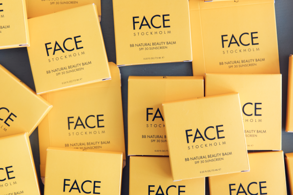 FACE Stockholm makeup packages