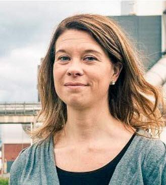 Bild på Anna Mårtensson