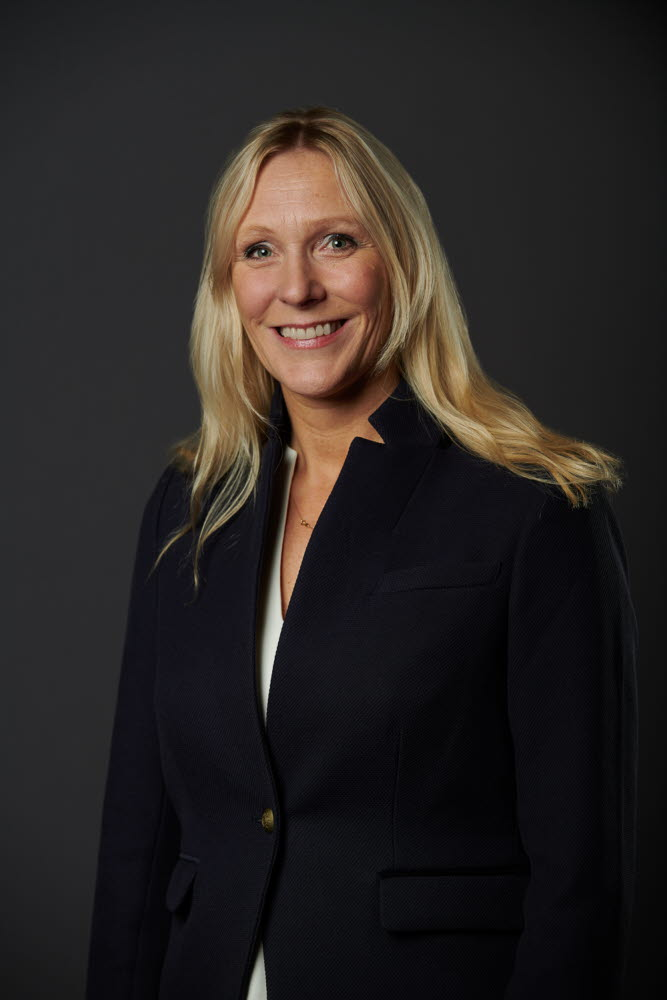 Jenny Bergström, Mill manager, Workington