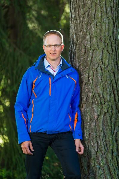 Mathias Westerlund, Regional Manager Forest North