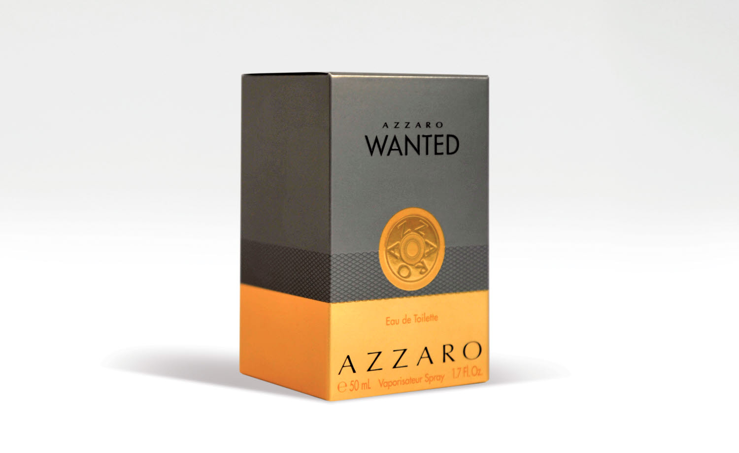 clarins azzaro wanted packaging