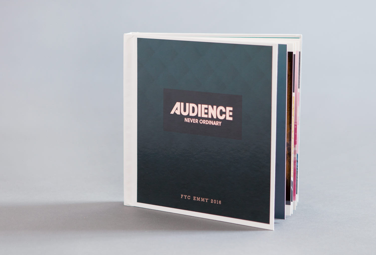 Printed book for the Audience Network