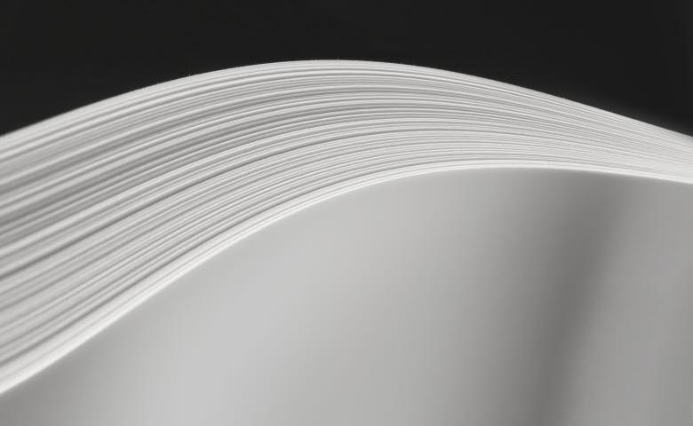 Iggesund paperboard samples
