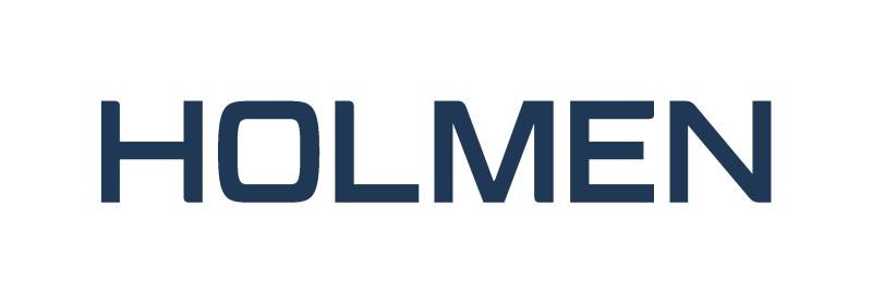 Holmen Logo Blue RGB