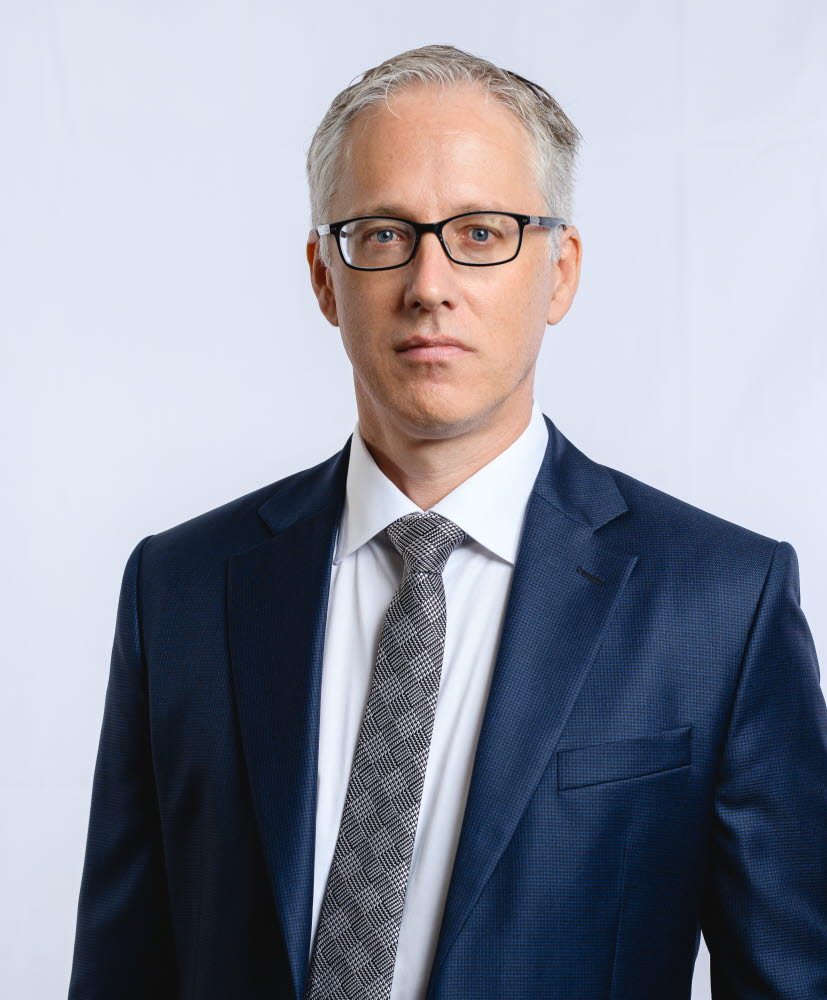 Henrik Andersson, Senior Vice President Legal Affairs