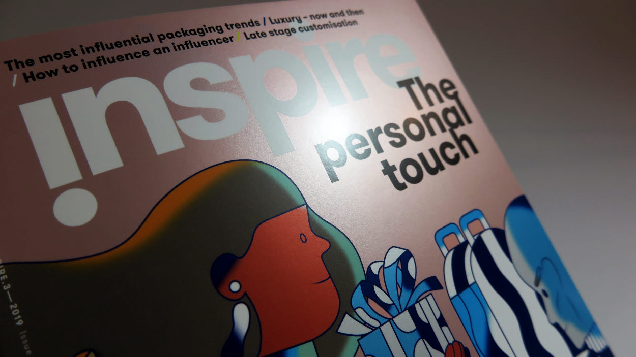 cover photo of inspire 63