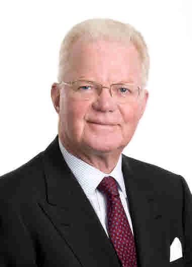 Fredrik Lundberg, Chairman, Board of Directors
