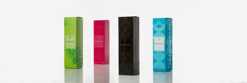 Digitally printed champagne boxes