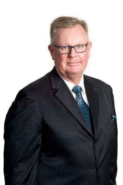 Lars Lundin, Senior Vice President Paper