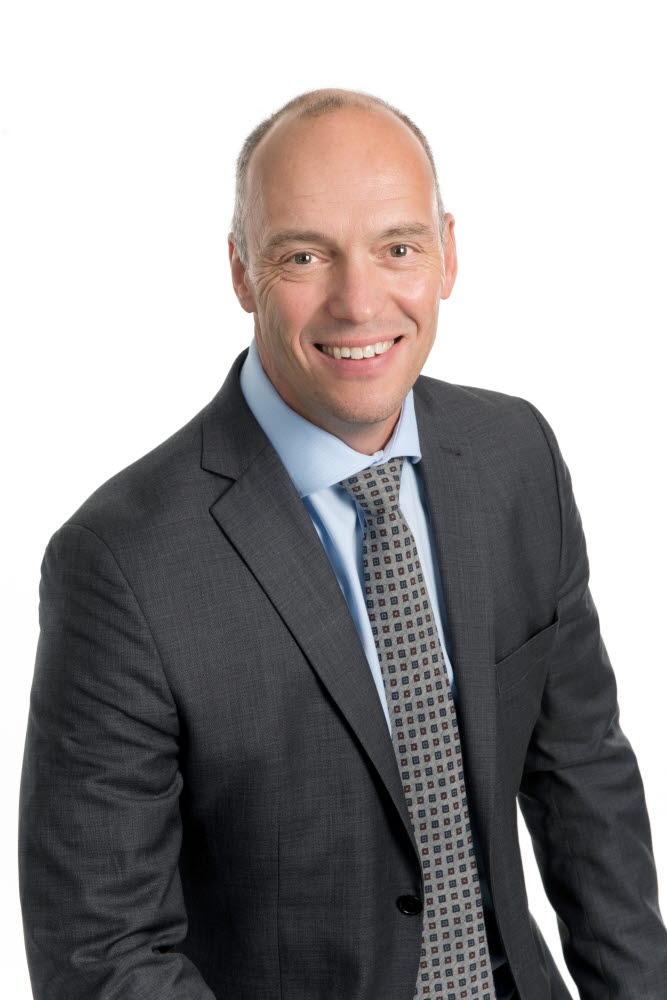 Johan Padel, Senior Vice President Wood products