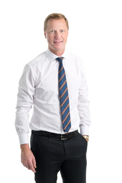Henrik Sjölund, President and CEO