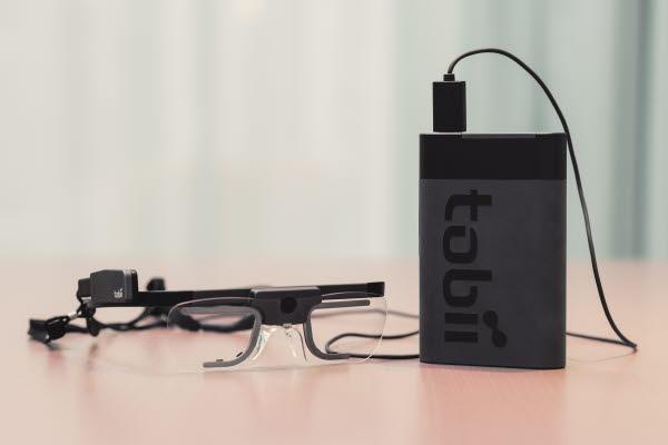 Tobii eye tracking tool