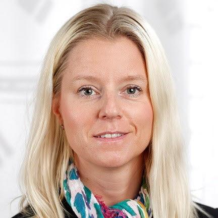 Anna Baglioni, ny regionchef på Holmen Skogs region Syd
