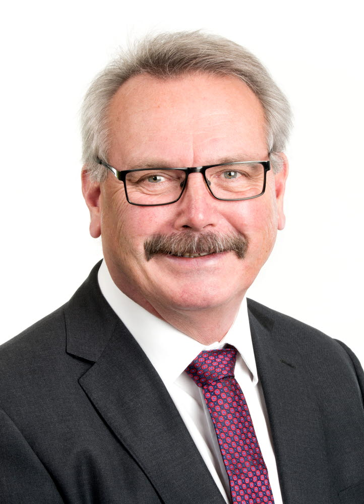 Kenneth Johansson, employee representative, Board of Directors