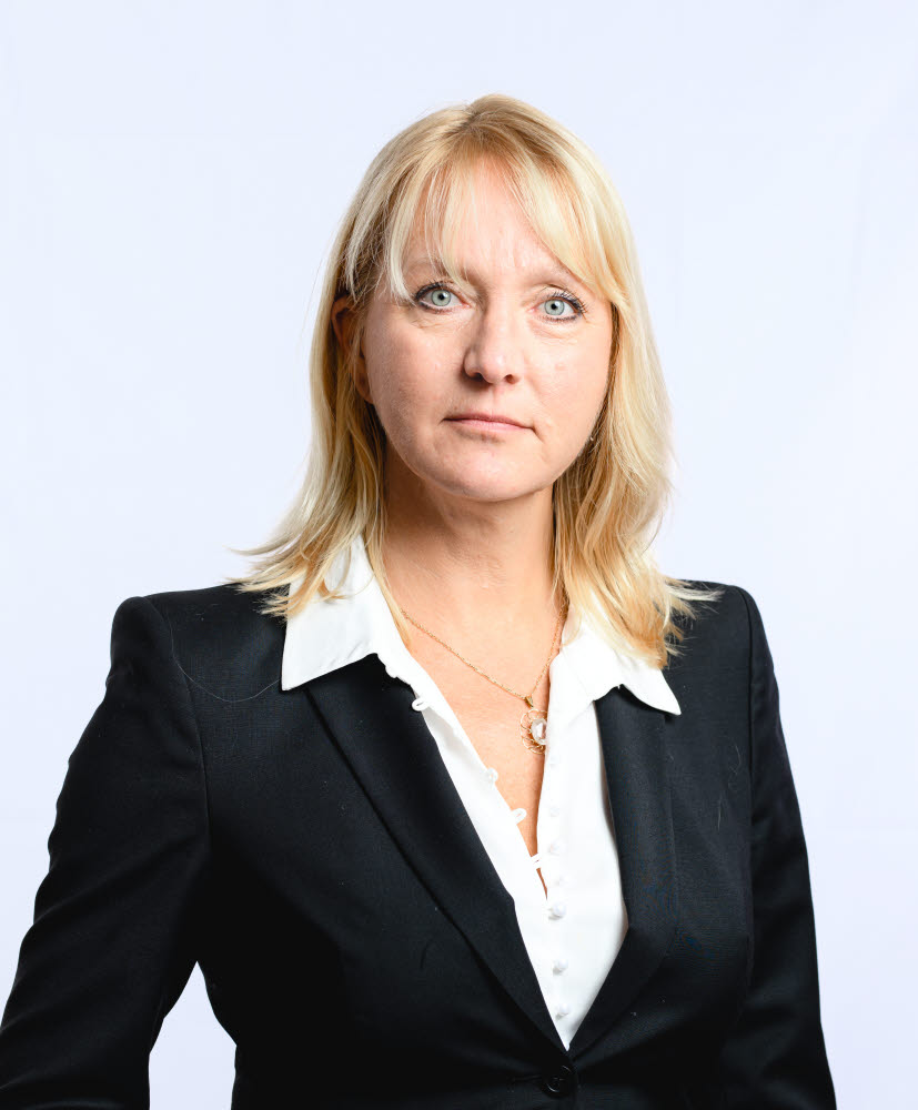 Gunilla Rolander, Senior Vice President Human Resources
