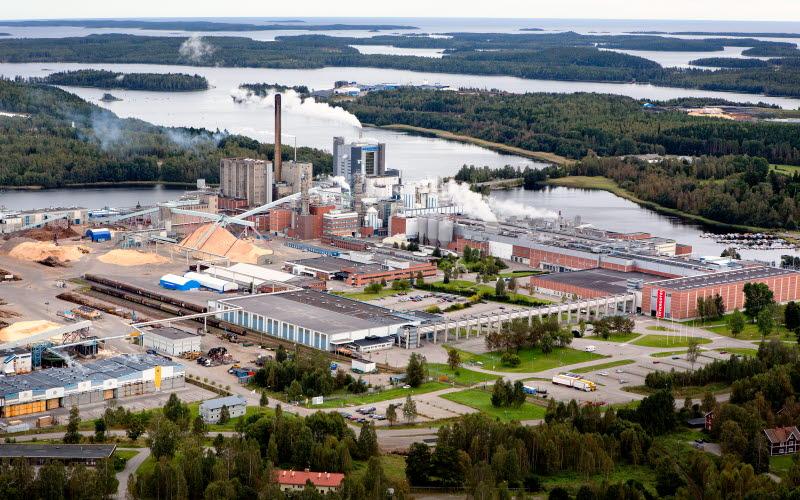 Iggesund Paperboard Mill