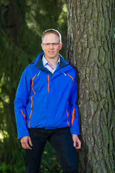 Mathias Westerlund, Regional Manager Forest North