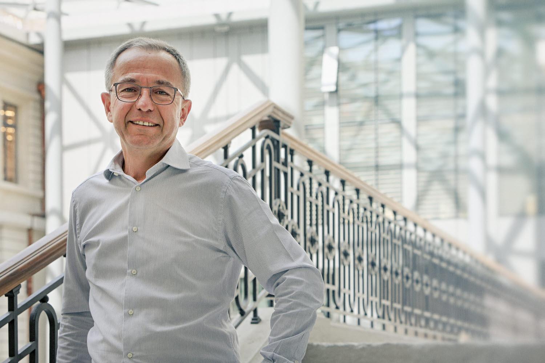 Laurent Hugol, Key account manager at Iggesund