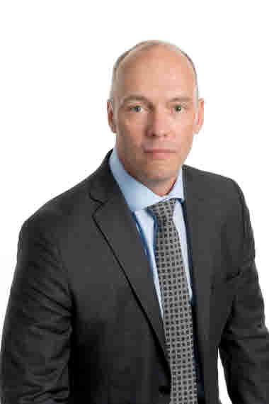 Johan Padel, Senior Vice President Wood products
