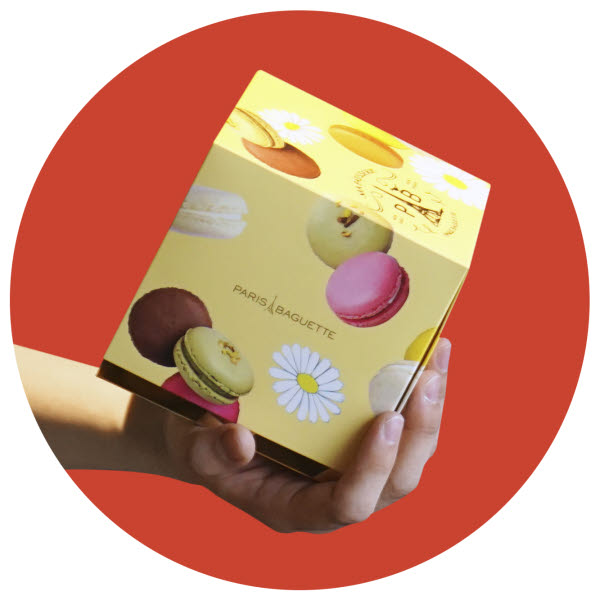 Korean confectionary packaging