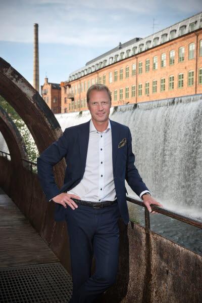 Henrik Sjölund, President and CEO