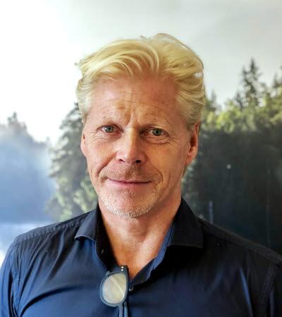 Johan Nellbeck, Senior Vice President