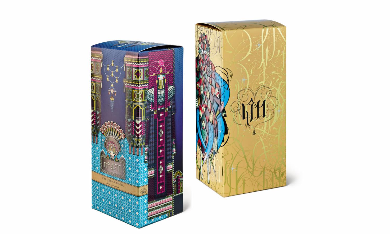 special edition packaging for 4711 original eau de cologne